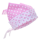 Cute Pink Dot Head Scarves for Women and Girls