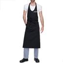 Custom V-Neck Tuxedo Adjustable Apron with One Front Pocket, 40