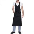 V-Neck Tuxedo Adjustable Apron with One Front Pocket, 40
