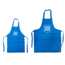 Custom Cotton Canvas Parent-Child Apron Set