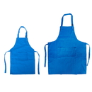Cotton Canvas Parent-Child Apron Set