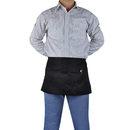 Blank Cotton Polyester Commercial 3-Pocket Waist Apron, 22 1/2