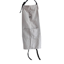 Cotton Cartoon Apron with Front Pocket Painting Apron Chef Apron Artist Apron