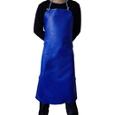 Blank Heavyweight Grease-proof Vinyl Working Apron, 27.6