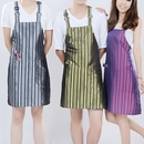 Fashion Neck Apron with Two pockets for Beauty Salon, Hair Salon, Flower Shop