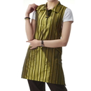 Professional Waterproof Hair Stylist Groomers Smock Hairdresser Barber Apron with Two Pockets and Adjustable Belts, Three Colors