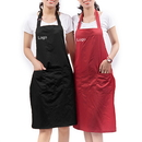 Custom Tied Unisex Waterproof Aprons, Stain-Resistant Aprons, Best Work Apron, Three Colors in Stock