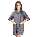 Opromo Hair Grooming Smock, Haircut Cape Jacket for Nail SPA Salon Pet Groomers