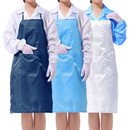 Anti-Static Polyester Apron Factory Workshop Apron Chefs Butchers Kitchen Aprons with front pocket, 24