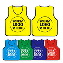 Custom Kid & Adult Vest Apron Sleeveless Cobbler Apron Waterproof Painting Smock Kindergarten Jacket, One Color Printing