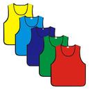 Opromo Kid & Adult Vest Apron Sleeveless Waterproof Cobbler Apron Kindergarten Painting Smock