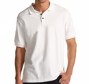 Opromo Blank Cotton Polo Jersey with Printed Logo or Embroidery, 5.3oz