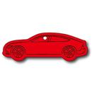 Blank Car Paper Air Fresheners, 4.75