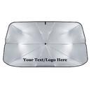 Custom Collapsible Auto Sunshade, 55