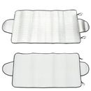 Blank Collapsible Auto Sunshade, Snow Shades & Reflective Shades, 60