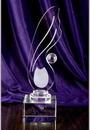 Blank Dancing Butterfly Award, Size 7