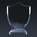 Promotional Premium Acrylic Award, Badge Style