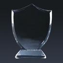 Blank Premium Acrylic Award, Badge Style