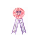 Mom to Be  Ribbon Button, 3-Color Ribbon, 3