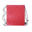 Blank 80G Non-Woven School Drawstring Backpack, 16