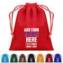 Custom Velvet Drawstring Bags, 4