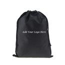 Custom Non-Woven Drawstring Shoe Bag for Travel, 11-3/4
