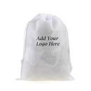 Custom Dust-proof Non-woven Drawstring Portable Storage Bag, 15-3/4