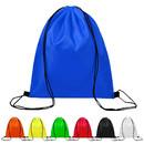 Opromo Waterproof Drawstring Backpack Gym Bags for School Gym Sport Traveling