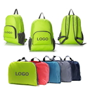 Custom Lightweight Nylon Foldable Waterproof Backpack, 17