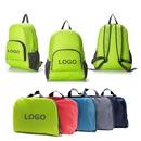 Custom Lightweight Nylon Foldable Waterproof Backpack, 17