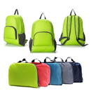 Blank Lightweight Nylon Foldable Waterproof Backpack, 17