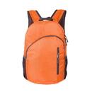 Blank Lightweight Waterproof Stylish Foldable Backpack, Nylon, 16 1/2