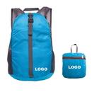 Custom Handy Foldable Camping Outdoor Nylon Backpack, 16