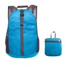 Blank Handy Foldable Camping Outdoor Nylon Backpack, 16