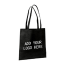 Customized 80G Non-woven Tote Bag, 13.5