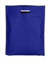 Blank Large 80G Non-woven Die-cut Tote Bag, 16 1/2