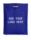 Customized Large 80G Non-woven Die-cut Tote Bag, 16 1/2