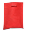 Customized Small 80G Non-woven Die-cut Tote Bag, 14