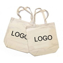Customized 10oz Canvas Tote Bag, 15
