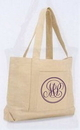 Customized Cotton Shopping Tote Bag (19