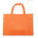 Blank Reusable 80G Non-woven Shopping Tote Bag, 12