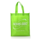 Customized Reusable 80G Non-woven Shopping Tote Bag, 10