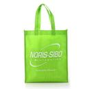 Customized Reusable 80G Non-woven Shopping Tote Bag, 10