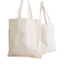 Customized 12oz Cotton Tote Bag, 18