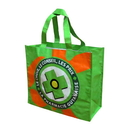 Customized 150G Laminated Non-Woven Shopping Bag, 18