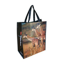 Customized 145G Laminated Non-Woven Shopping Bag, 12