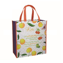 Customized 145G Laminated Non-Woven Shopping Bag, 14