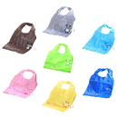 210D Polyester Large Reusable Foldable Shopping Bags, 14