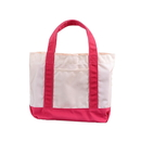 Blank Small Cotton Canvas Tote Bag, 13 3/4