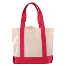 Blank Cotton Canvas Tote Bag, 17.25